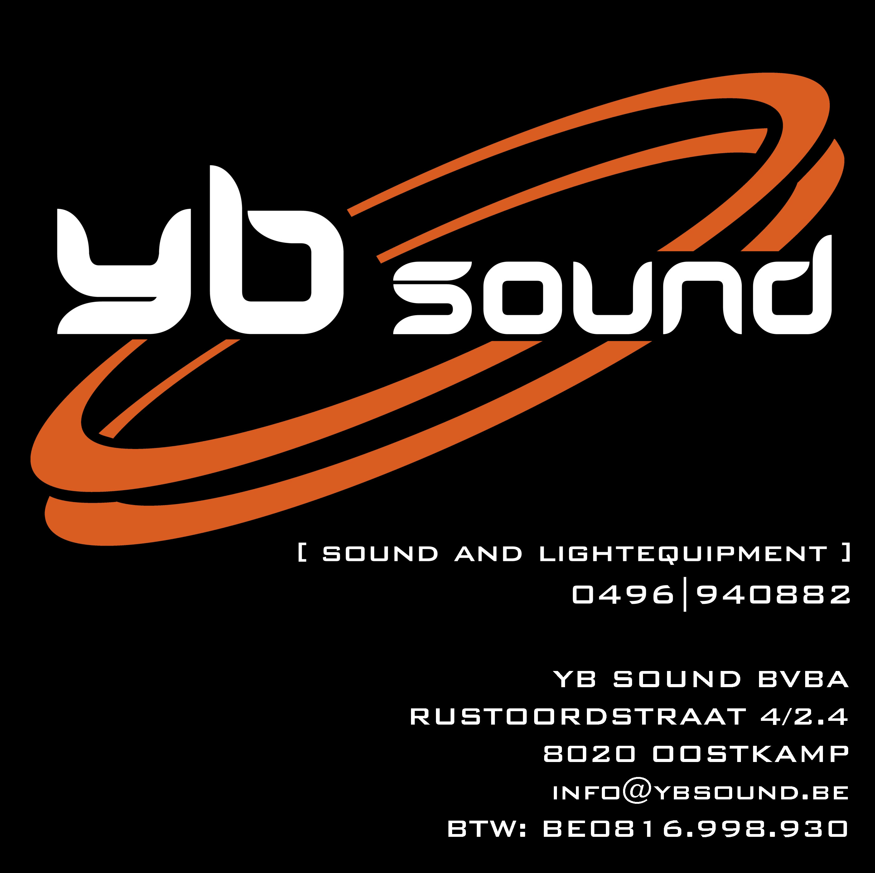 logo YB Sounds